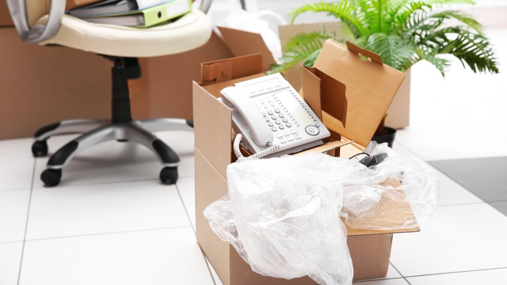 Move offices with minimal tech disruption